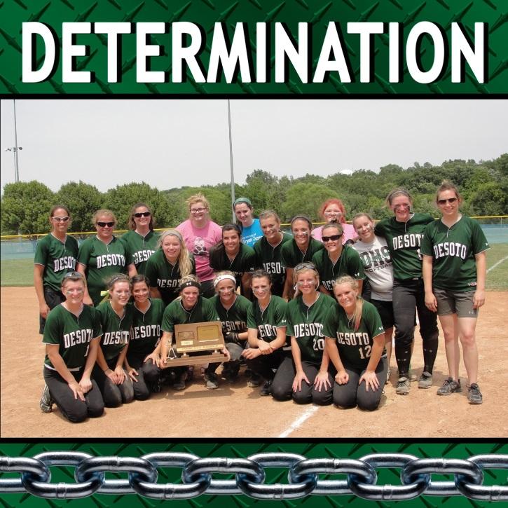 Determination 1
