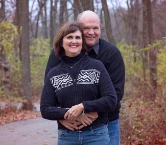 Dave and Sharon Morford